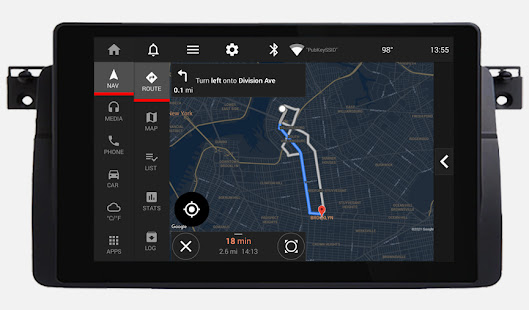 Car Penguin: Head Unit Launcher & Navigation 1.8 Screenshots 11