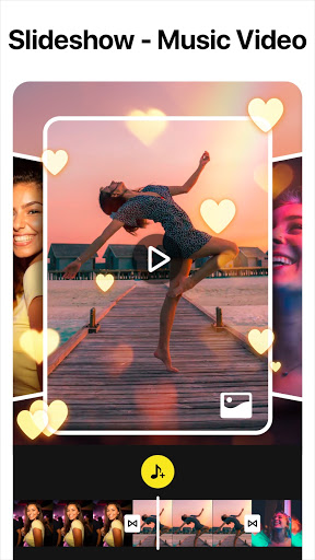 Video Editor - Glitch Video Effects android2mod screenshots 4