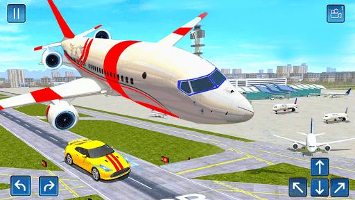 Airplane Pilot voiture  APK MOD (Astuce) screenshots 2