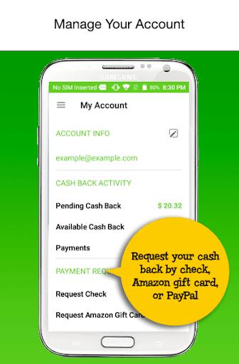 Mr. Rebates: Cash Back Savings 1.4.3 Screenshots 5