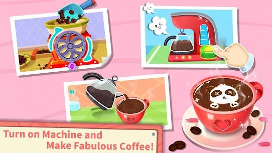 Baby Panda's Summer: Café 9