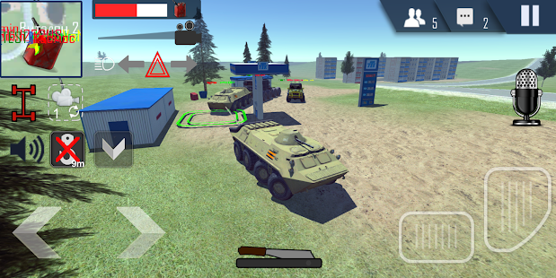 Offroad Simulator Online 8x8 & 4x4 off road rally apk