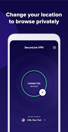 VPN SecureLine by Avast - Security & Privacy Proxy android2mod screenshots 4