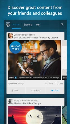 SlideShare  Screenshots 4