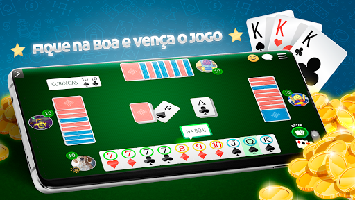 Cacheta Gin Rummy Online 102.1.52 screenshots 1