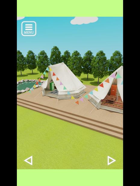 脱出ゲームグランピング screenshot 7