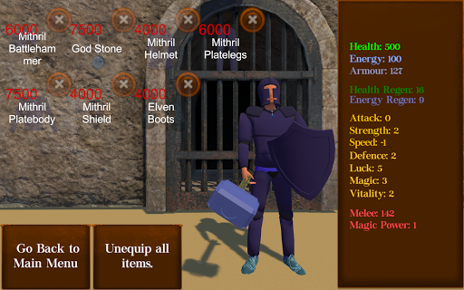 Outlast: Journey of a Gladiator Hero  Screenshots 5