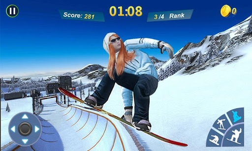 Snowboard Master 3D 1.2.3 screenshots 5