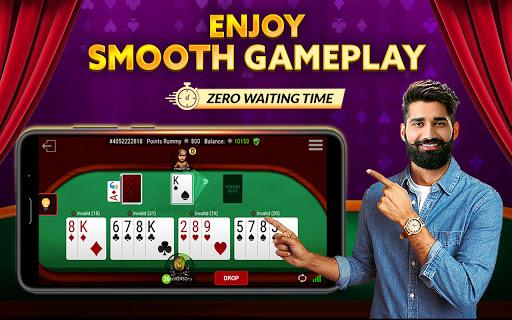 Junglee Rummy : Play Indian Rummy Card Game Online screenshots 14
