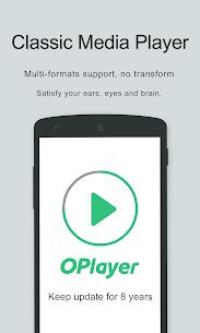 Video Player – OPlayer MOD (Unlocked) 1