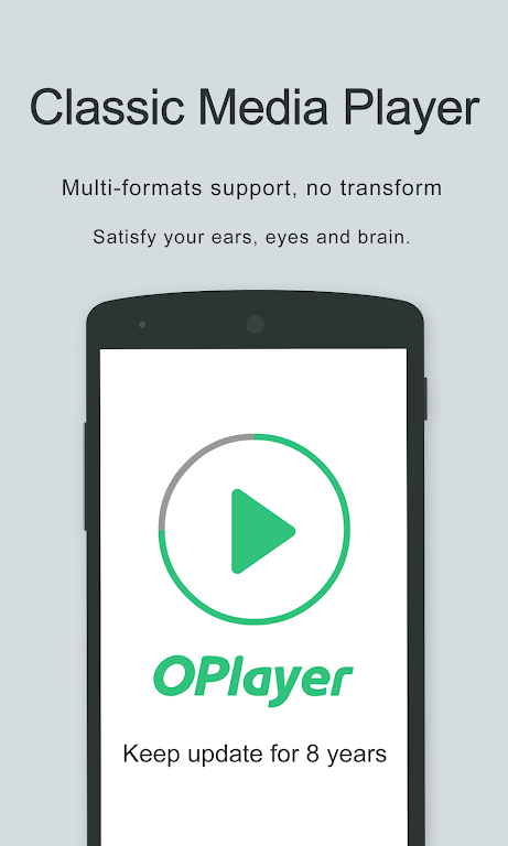 Video Player - OPlayer poster 1