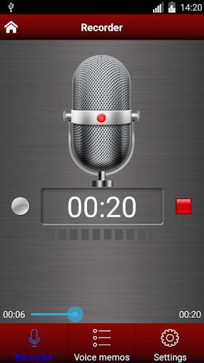 Voice recorder 1.38.463 Screenshots 11