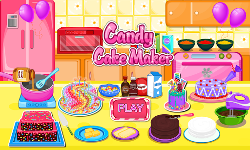 Candy Cake Maker 8.641 Screenshots 9