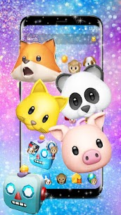 Funny Animal Emojis Theme For Pc – Free Download For Windows 7/8/10 And Mac 2