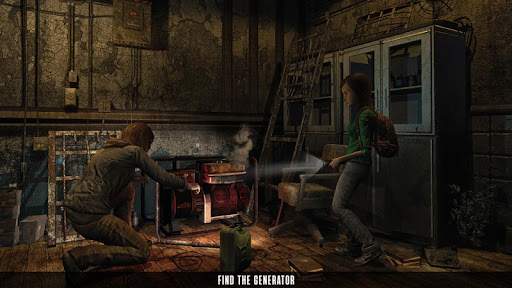 Scary Granny's Game - Haunted House Horror Games  screenshots 3