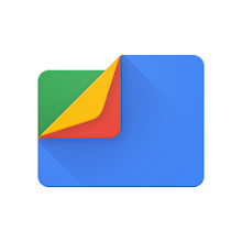 Files by Google: Clean up space on your phone icon