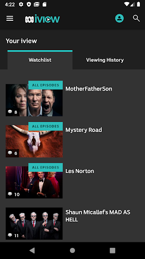 ABC iview  screenshots 6