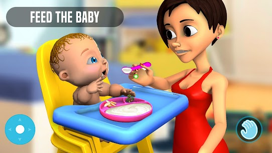 Mother Life Simulator Game 3