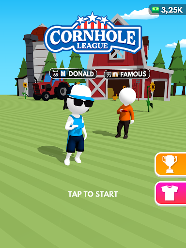 Cornhole League Screen Shot