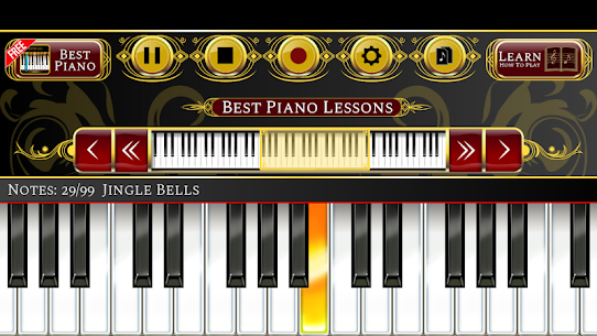 Best Piano Lessons 1.1.5 Latest MOD Updated 1