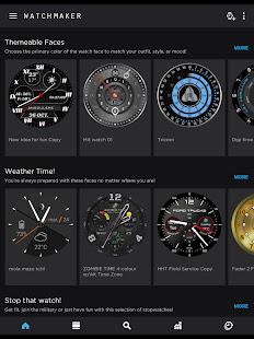 Watch Faces - WatchMaker 100,000 Faces 7.1.0 Screenshots 9