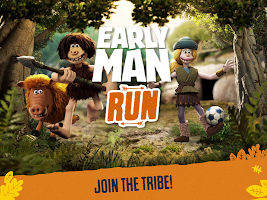 Early Man Run
