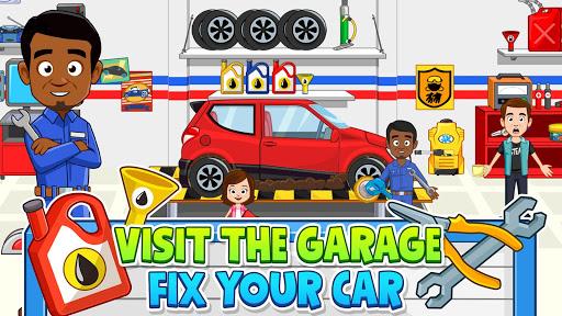 My Town: Car Garage. Wash & Fix kids Car Game Free 1.09 screenshots 8