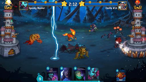 Spooky Wars - Battle Castle Defense Strategy Game SW-00.00.58 Screenshots 1