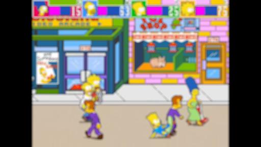 the simpson 4 players arcade guide screenshot 3