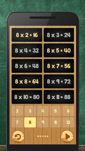 Multiplication Table Kids Math 3.9.0 screenshots 14