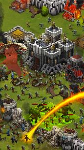 Throne Rush MOD APK 5.25.0 (Unlimited Gems/Golds foods) 3