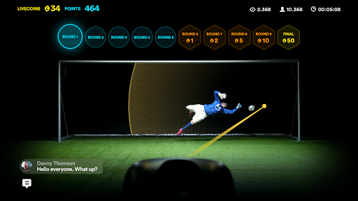 Live Penalty  screenshots 3