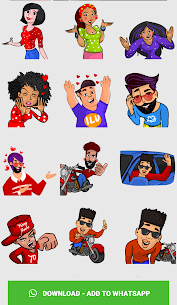 Stickers For WhatsApp ( WAStickerApps ) 4