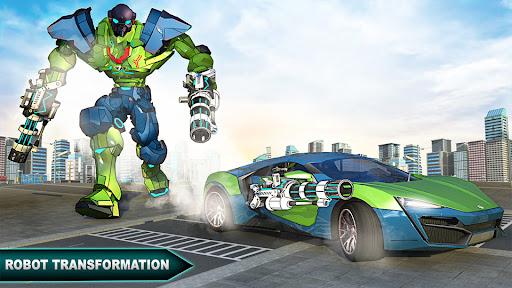 Incredible Monster Hero Robot Battle  screenshots 1