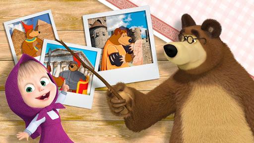Masha and the Bear: Evolution 1.1.7 screenshots 13