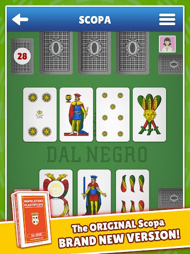 Scopa Dal Negro 2.5.2 screenshots 11