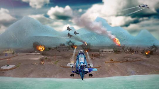 Gunship Strike 3D APK MOD 1.2.3 (Unlimited Money) 10