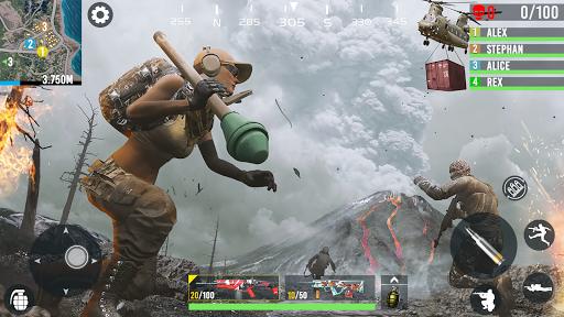 Top Commando Secret Mission - Free Shooting Games  screenshots 3