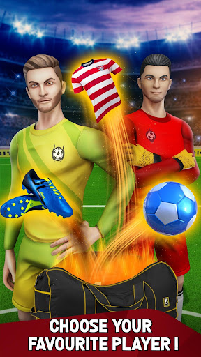 Soccer Kicks Strike: Mini Flick Football Games 3D 4.4 screenshots 1