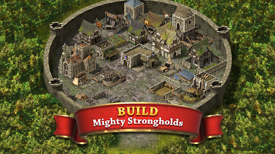 Stronghold Kingdoms: Castle Sim Screenshot
