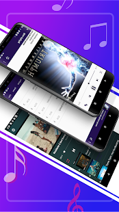 Glow Music - free music player
