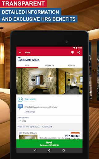 Hotel Search HRS (New)  screenshots 13
