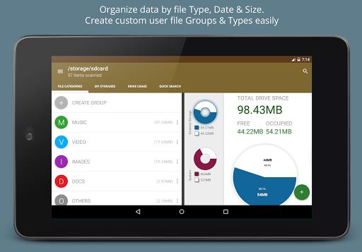 Storage Analyzer & Disk Usage 4.1.0.9 Screenshots 4