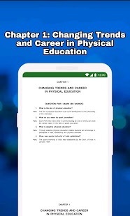 Class 11 Physical Education Solution