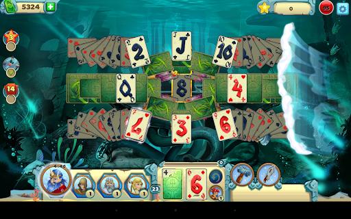 Solitaire Atlantis  screenshots 12