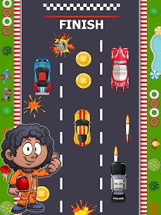 Çocuklar için boyama arabaları Apk İndir 4