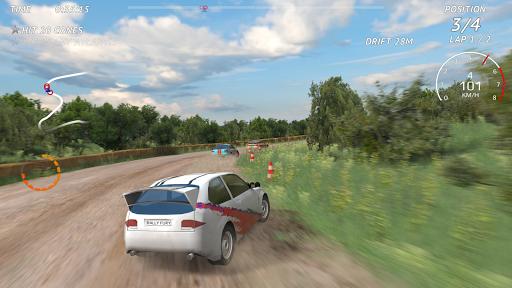 Rally Fury - Extreme Racing screenshots 1