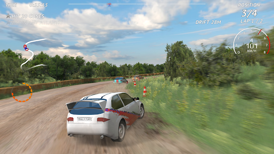 Rally Fury - Extreme Racing Screenshot