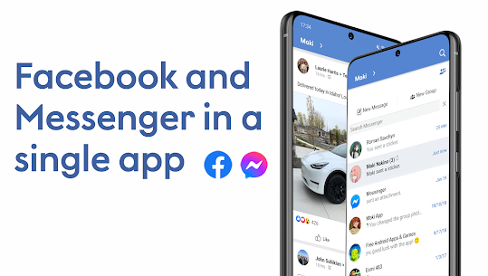 Maki for Facebook and Messenger 1