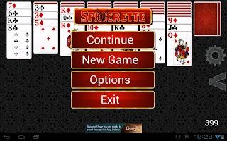 Spiderette Solitaire HD